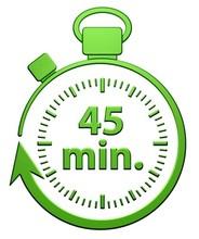 Livraison 45 minutes