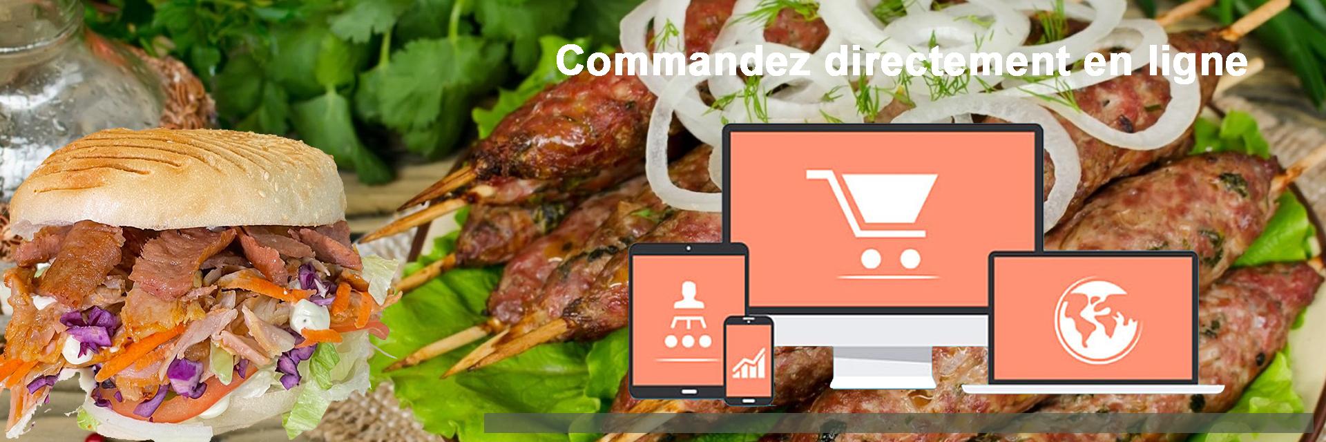 Commandez en ligne Unver Kebab